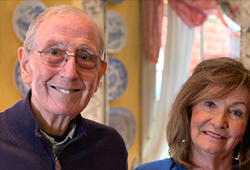 Tom '68 and Lynda Barley – Helping Students Realize Their Dreams